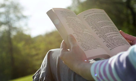 Reading Literature Makes Us Smarter and Nicer