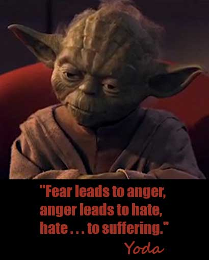 9 seconds of advice from Yoda