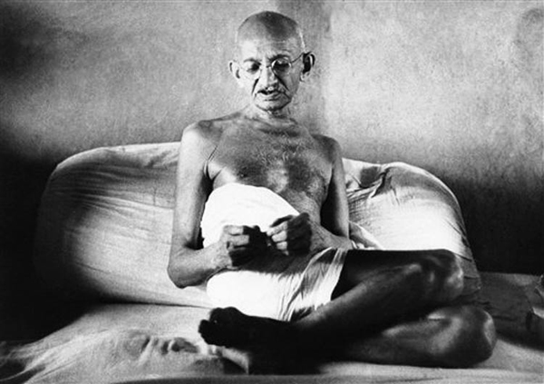 Gandhi and the Boy Who Ate Sugar