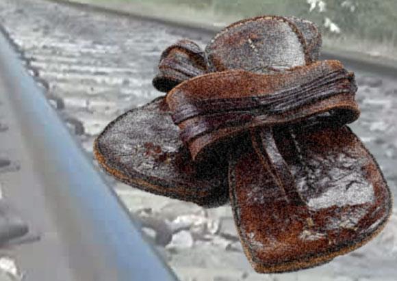Gandhi's Shoe