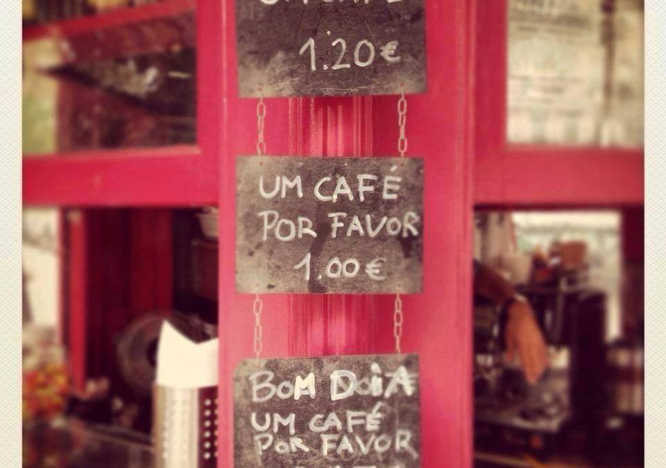 Bom Dia um Café  Por Favor