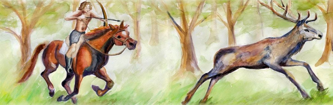 The Horse and the Stag