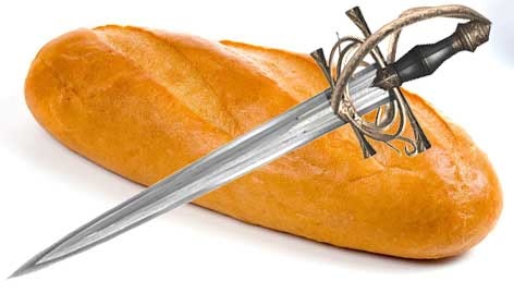The Bread and the Sword