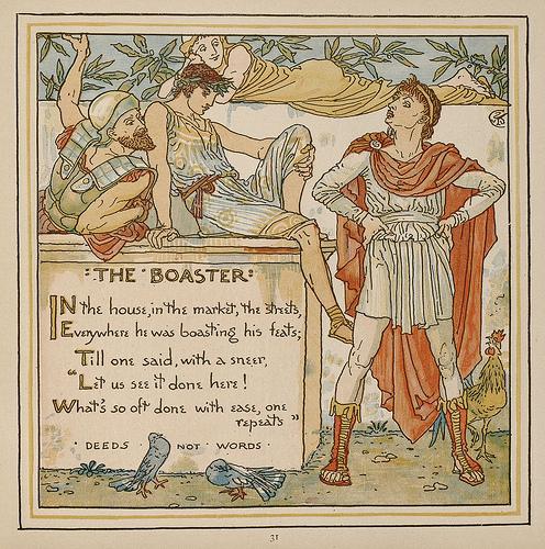 The Boaster