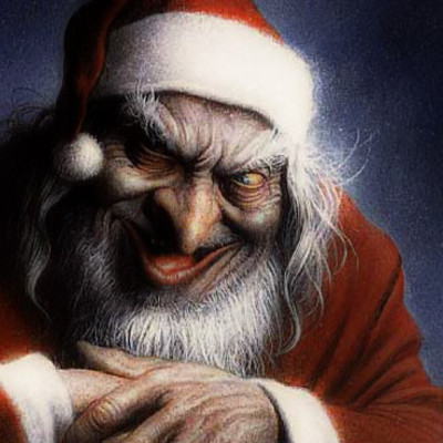 "Poem: ""Santa Claus,"" by Howard Nemerov"