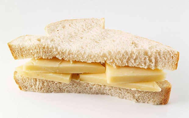 The Cheese Sandwich