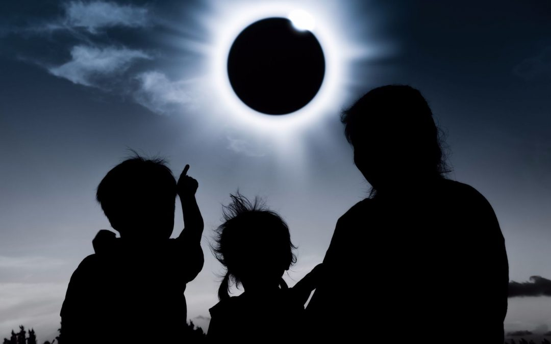 "Poem: ""A Solar Eclipse,"" by  Ella Wheeler Wilcox"