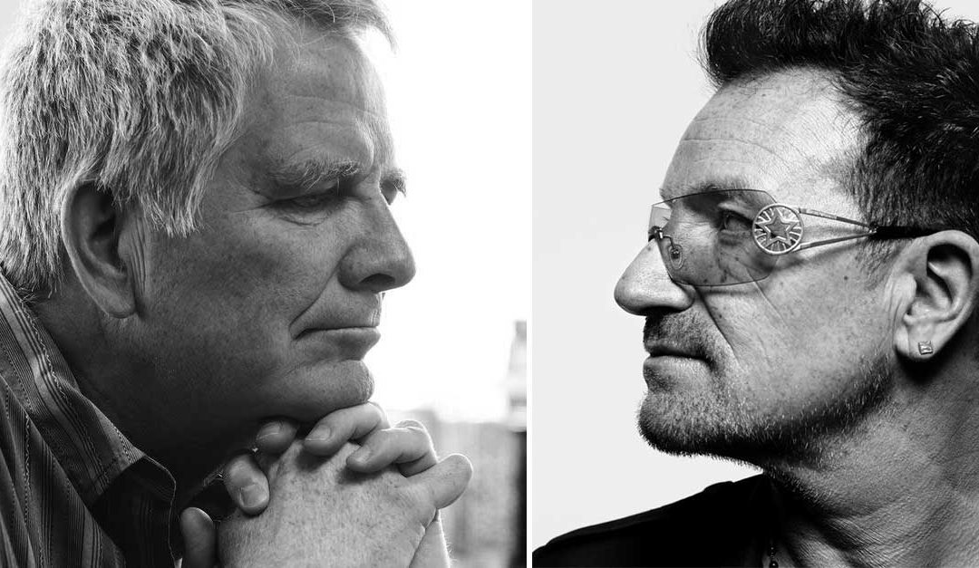 Happy Birthday To . . . Rick & Bono