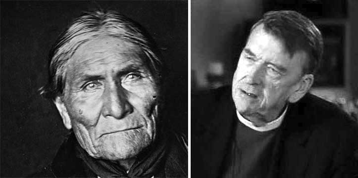 Happy Birthday To . . . Geronimo & John