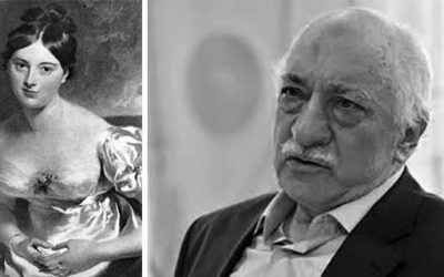 Happy Birthday To . . . Marguerite & Fethullah