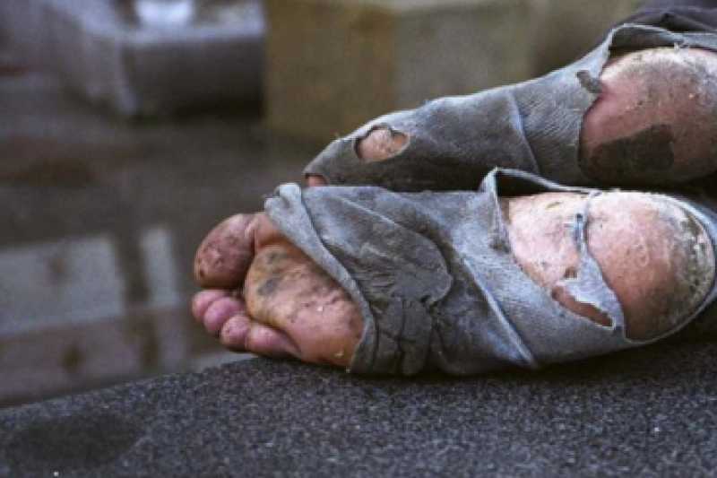 Socks needed NOW! A critical need to prevent loss of life and limb for SA homeless population.
