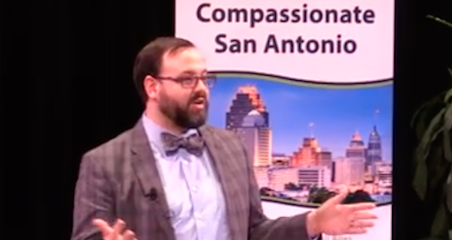 VIDEO: Compassion Action SA Lab with Ben O'Dell