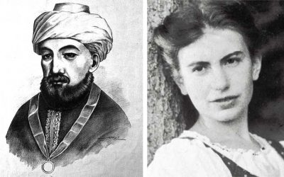Happy Birthday To . . .  Maimonides & Anna
