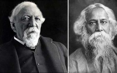 Happy Birthday To . . . Robert & Rabindranath