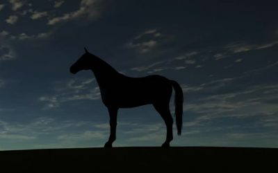 "POEM: "" Horses At Midnight Without a Moon,"" by Jack Gilbert"
