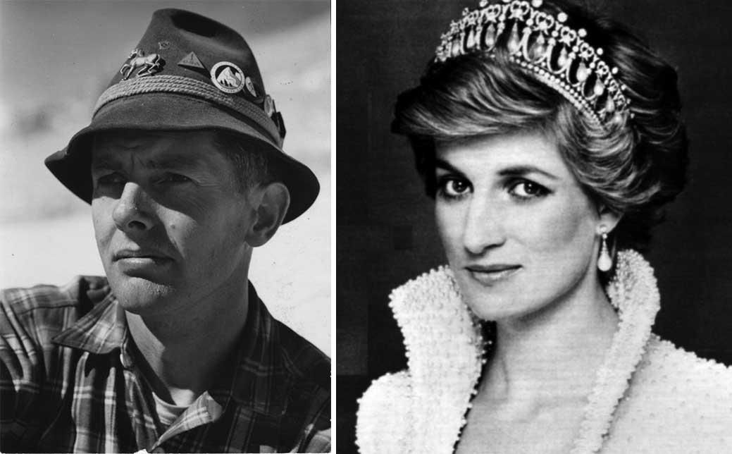 Happy Birthday To . .  David & Diana