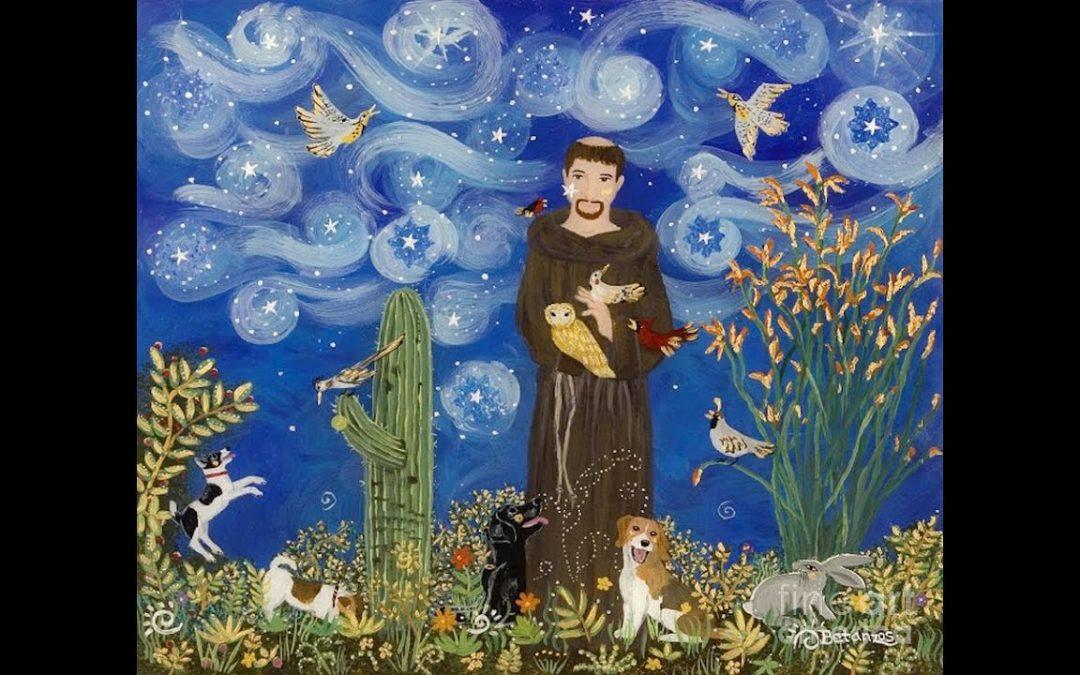 A Franciscan Benediction