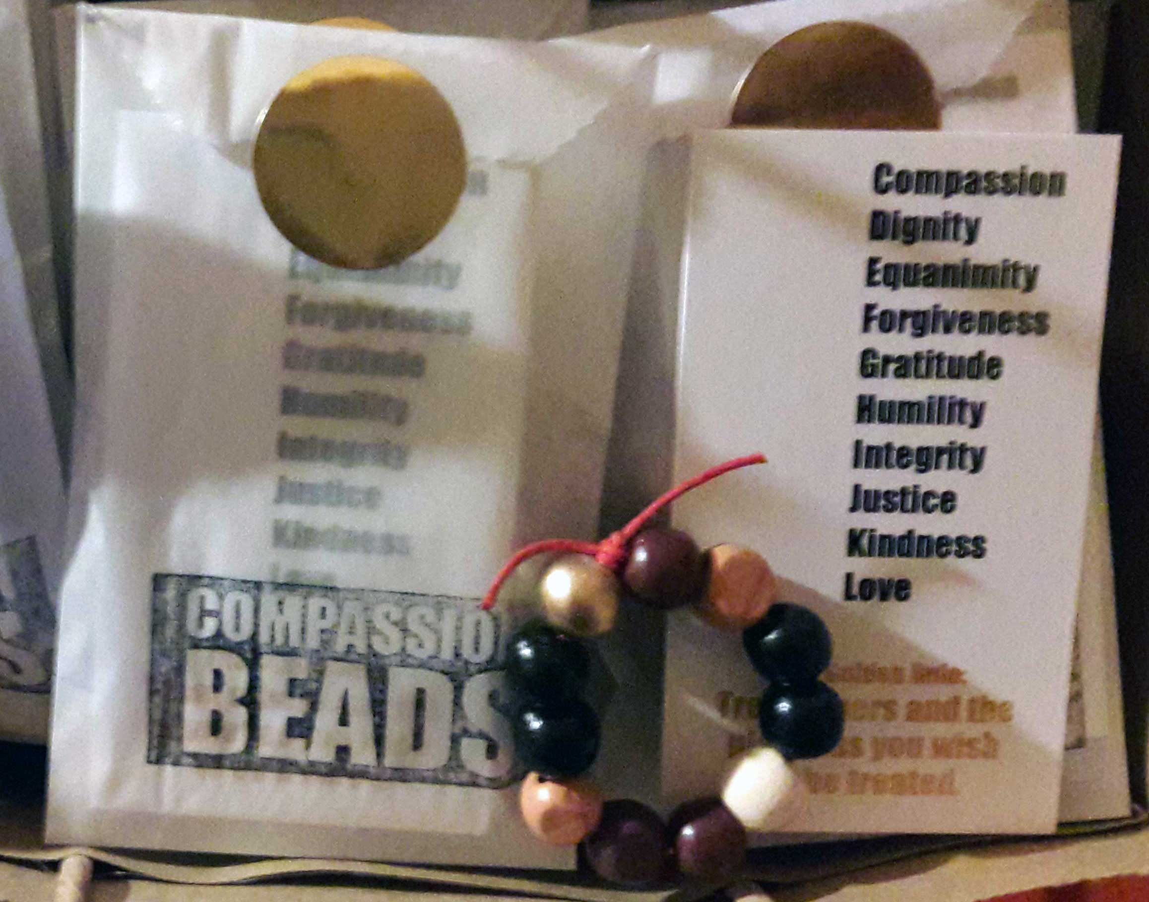 Compassion Beads