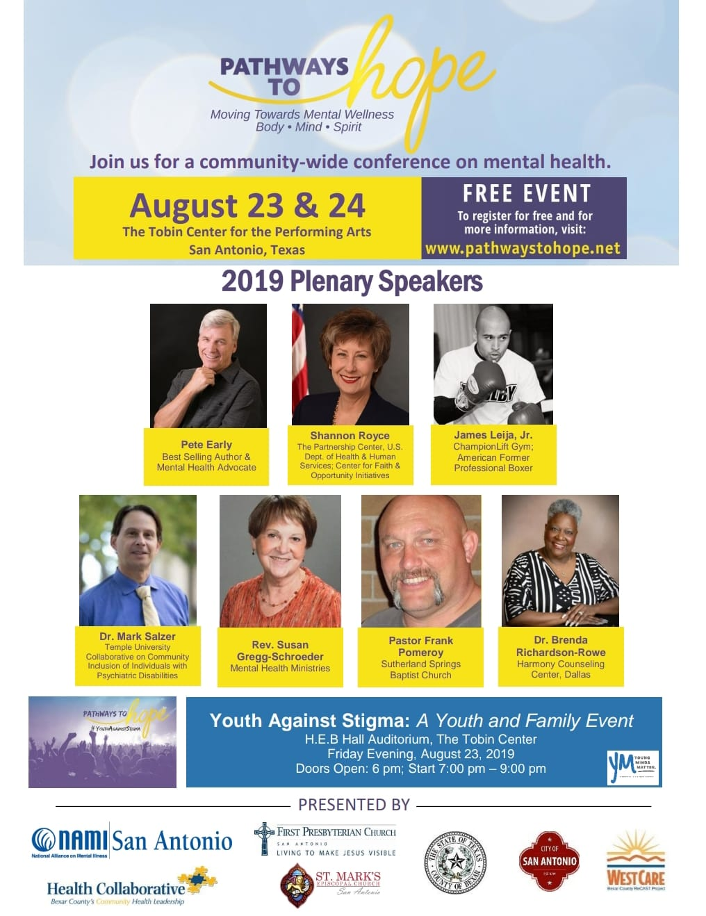 Pathways To Hope Mental Health Conference | Compassionate