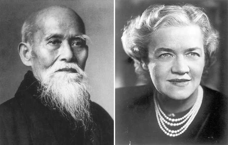 Happy Birthday To . . . Morihei & Margaret
