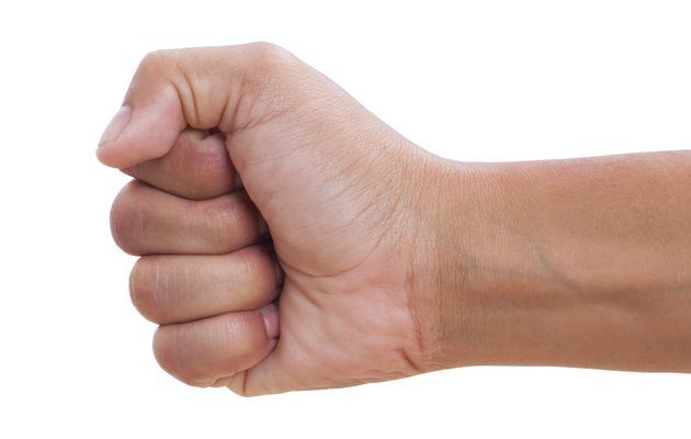 Make a Fist . . . and Breathe