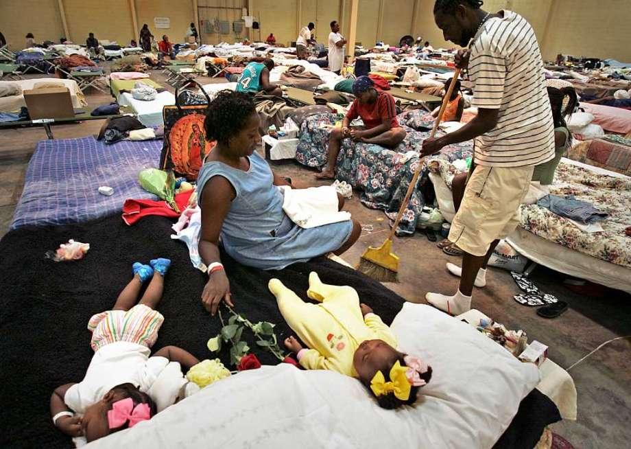 Already a Compassionate City: the Katrina Example