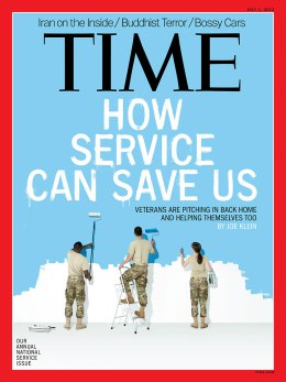 Can Service Save Us?