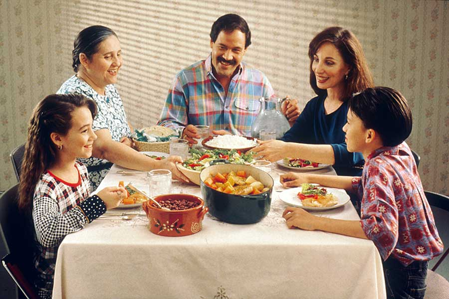 Compassion at the Dinner Table