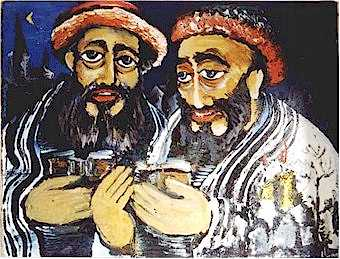 Shammai and Hillel