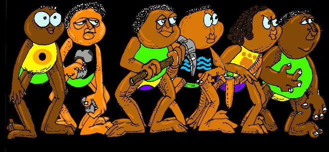 Anansi and his Sons: A Story for Kwanzaa