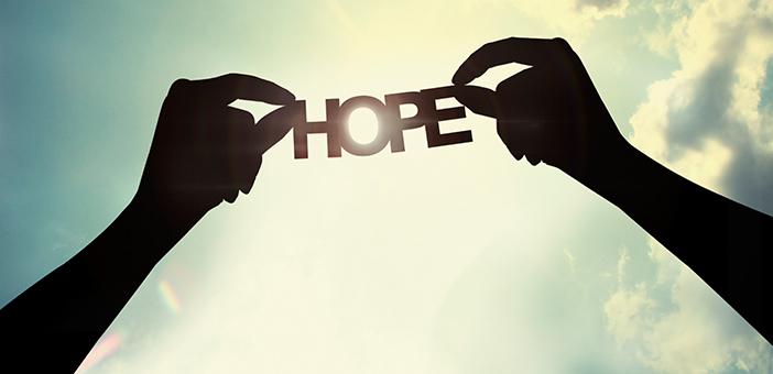 Be Hopeful in Bad  Times