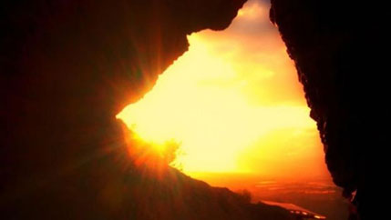 The Sun and the Cave