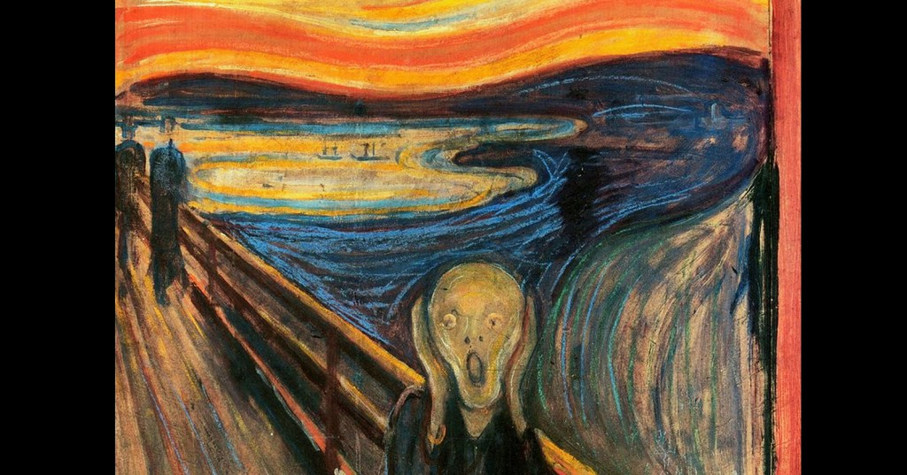 "Poem: ""The Scream,"" by Gűnter Kunert"