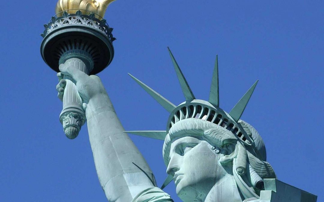 Poem The New Colossus By Emma Lazarus