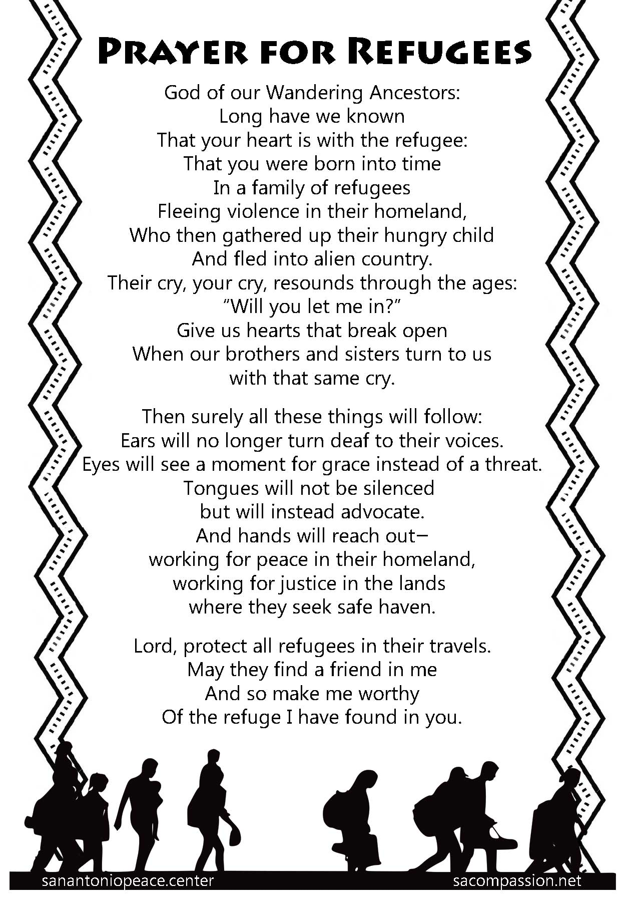 refugeepostcardprayer