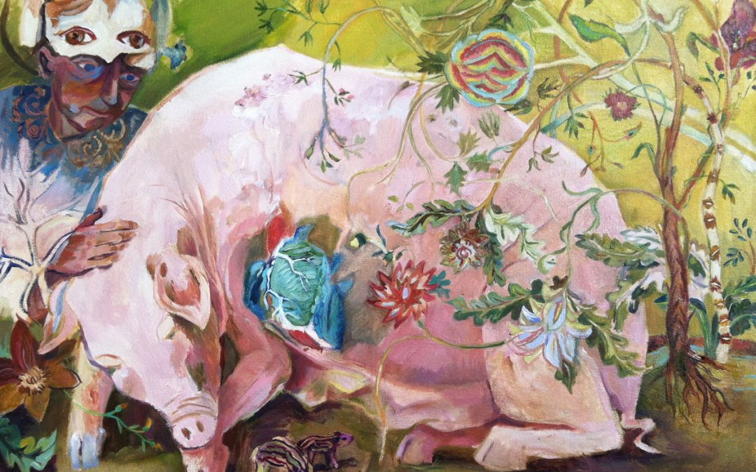 "Poem: ""Saint Francis and the Sow,"" by Galway Kinnell"