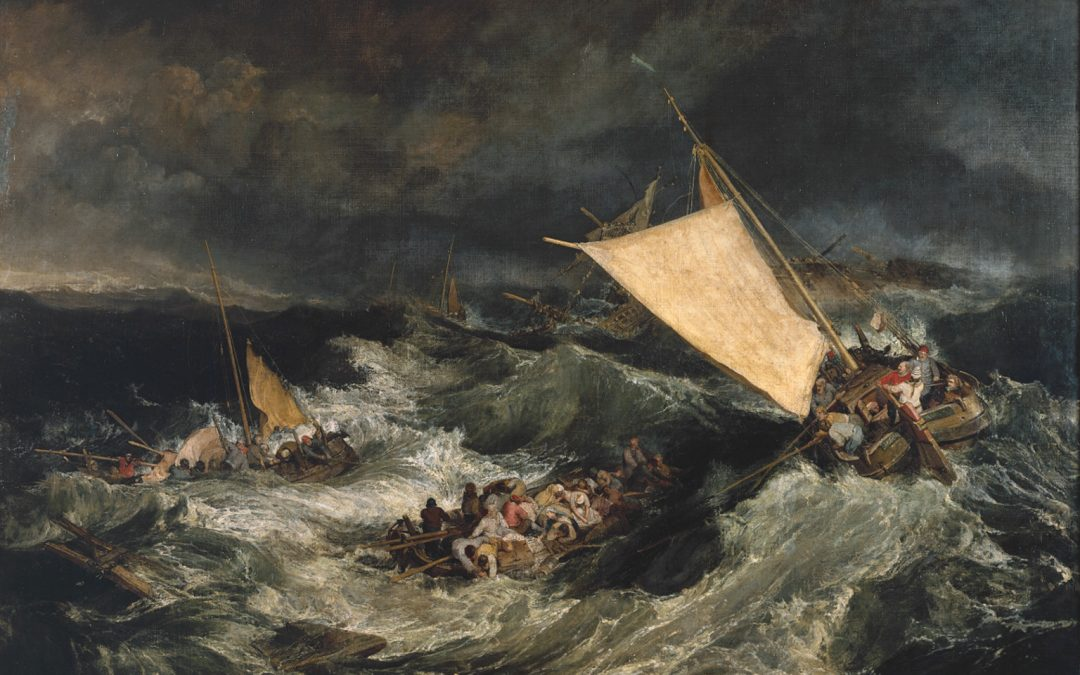 Political Shipwreck