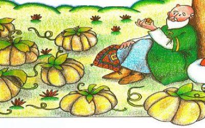 Walnuts and Pumpkins