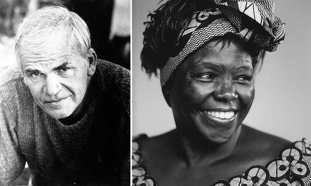 Happy Birthday To . . . Milan & Wangari