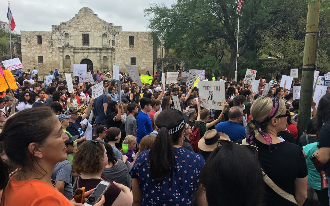San Antonio TX March For Our Lives
