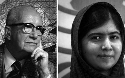 Happy Birthday To . . . Bucky & Malala