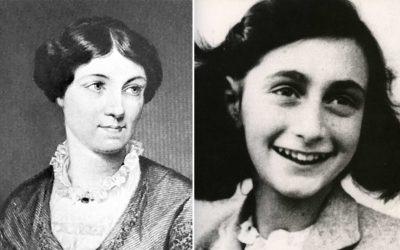 Happy Birthday To. . . Harriet & Anne