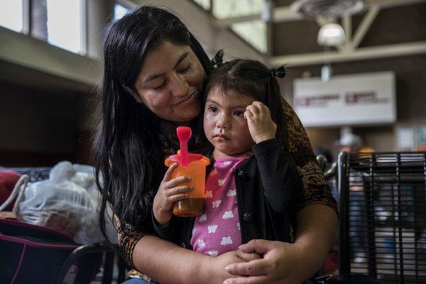 Influx of Immigrants Creates Sudden, Urgent Need