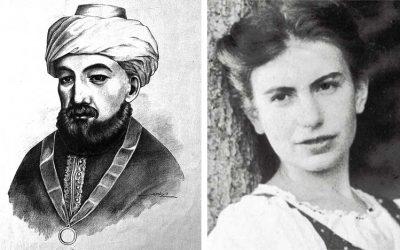 Happy Birthday To . . .  Maimonides & Anna
