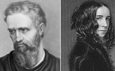Happy Birthday To . . . Michelangelo & Elizabeth