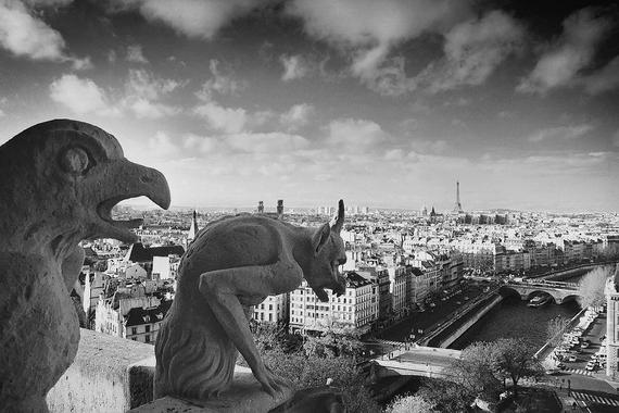 "Poem: ""A Gargoyle on Notre Dame,"" by Edmund Kemper Broadus"