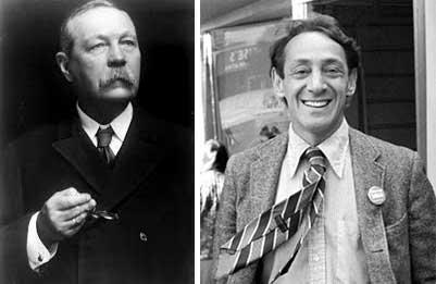 Happy Birthday To . .  Arthur & Harvey