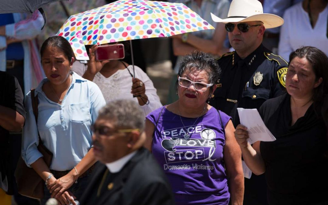 NEWS: San Antonio joined Compassionate and Sister Cities in prayer and in tears