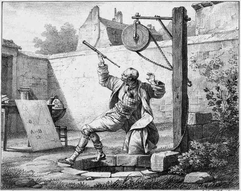 Fable: The Astronomer in the Well