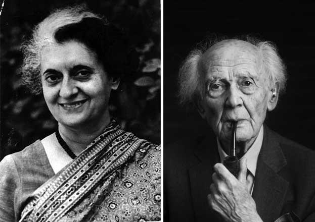 Happy Birthday To . . . Indira & Zygmunt